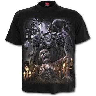 t-shirt men's - LIVING DEAD - SPIRAL - K042M101