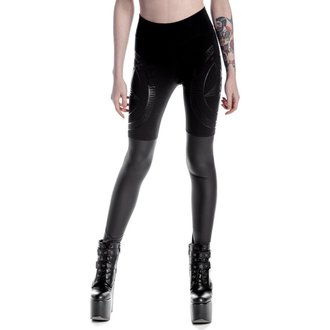 Pants women (leggings) KILLSTAR - Metal Descent - Black - K-LEG-F-2420