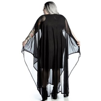 Dress women's KILLSTAR - Mystic Mesh Maxi [PLUS], KILLSTAR