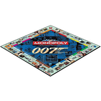 Board Game 007 James Bond - Monopoly