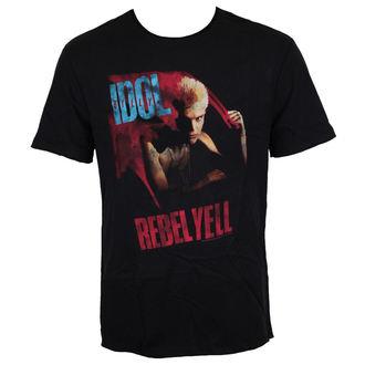 t-shirt metal men's Billy Idol - billy idol - AMPLIFIED, AMPLIFIED, Billy Idol