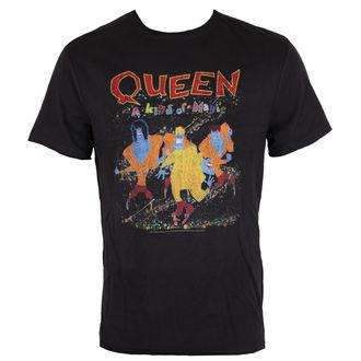 t-shirt metal men's Queen - queen - AMPLIFIED, AMPLIFIED, Queen