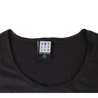 t-shirt metal women's Judas Priest - judas priest - AMPLIFIED, AMPLIFIED, Judas Priest