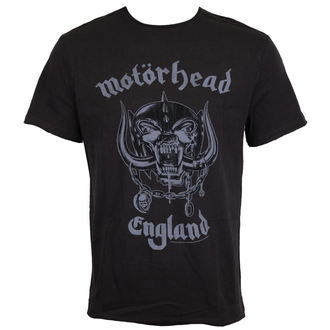 t-shirt metal men's Motörhead - MOTORHEAD - AMPLIFIED, AMPLIFIED, Motörhead