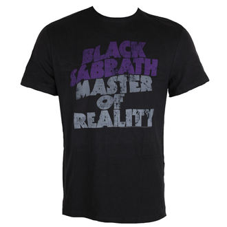 t-shirt metal men's Black Sabbath - BLACK SABBATH - AMPLIFIED, AMPLIFIED, Black Sabbath