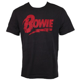 t-shirt metal men's David Bowie - DAVID BOWIE - AMPLIFIED, AMPLIFIED, David Bowie