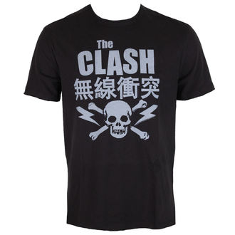t-shirt metal men's Clash - THE CLASH BOLT - AMPLIFIED, AMPLIFIED, Clash