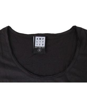 t-shirt metal women's Pink Floyd - PINK FLOYD - AMPLIFIED, AMPLIFIED, Pink Floyd