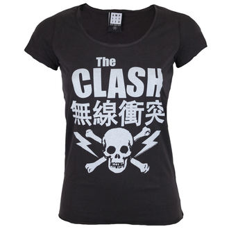 t-shirt metal women's Clash - THE CLASH BOLT - AMPLIFIED, AMPLIFIED, Clash