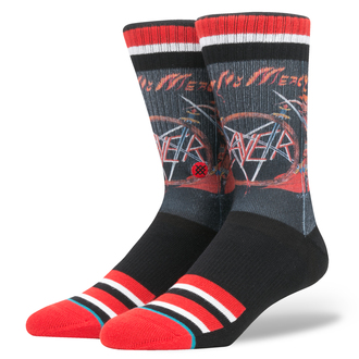 socks SLAYER - BLACK, Slayer