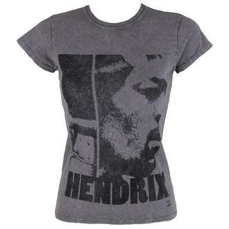 t-shirt metal women's Jimi Hendrix - Let Me Live - ROCK OFF, ROCK OFF, Jimi Hendrix