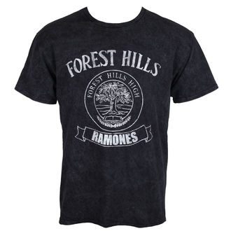 t-shirt metal men's Ramones - Forest Hills - ROCK OFF, ROCK OFF, Ramones