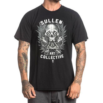 t-shirt hardcore men's - HOLMES BADGE - SULLEN, SULLEN