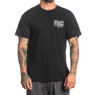 t-shirt hardcore men's - WEST SIDE MERC - SULLEN, SULLEN