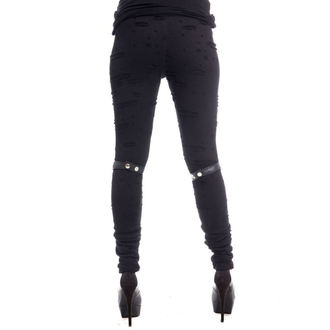 pants women (leggings) Vixxsin - HIRO - BLACK, VIXXSIN