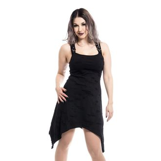 dress women POIZEN INDUSRIES - AUTUMN - BLACK, POIZEN INDUSTRIES