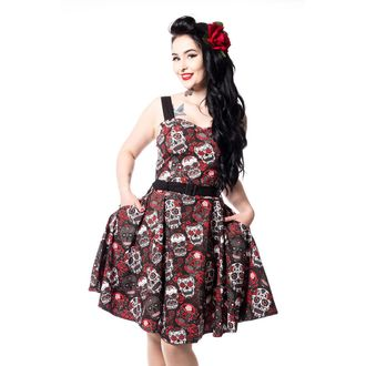 dress women Rockabella - CARMEN - BLACK, ROCKABELLA