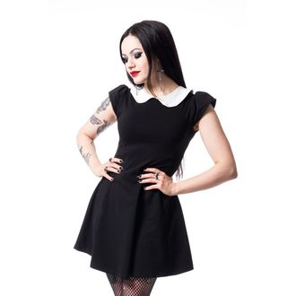 Dress women's Poizen industries - SUICIDE - BLACK - POI367