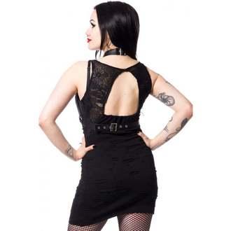 dress women VIXXSIN - YOKO - BLACK, VIXXSIN