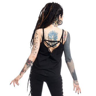 Top women's HEARTLESS - ANTI LOVE - BLACK, HEARTLESS