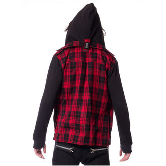 hoodie men's - QUINN - VIXXSIN, VIXXSIN