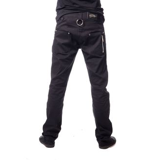 pants men Vixxsin - DANTE - BLACK, VIXXSIN
