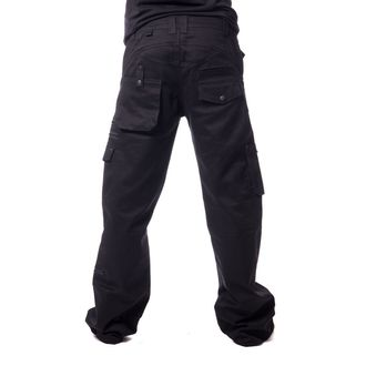 pants men Vixxsin - LEON - BLACK, VIXXSIN