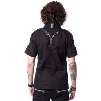 shirt men VIXXSIN - RUNE - BLACK, VIXXSIN