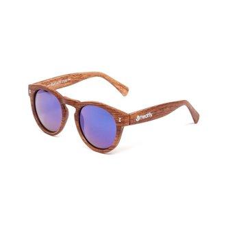 glasses sun MEATFLY - Lunaris - E - Brown / Wood, MEATFLY