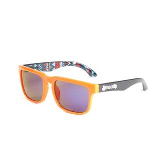 glasses sun MEATFLY - Blade - B - Orange / Black, MEATFLY
