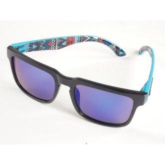 glasses sun MEATFLY - Blade - C - Black / Blue, MEATFLY