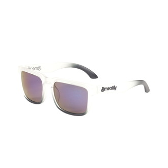 glasses sun MEATFLY - Foggy - A - Matt Clear, MEATFLY