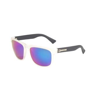 glasses sun NUGGET - Firestarter - D - Matt Clear / Black - MEAT059