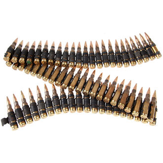 belt Bronze Metal Bullet