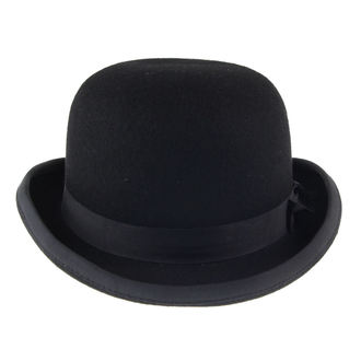 hat English Bowler - Black