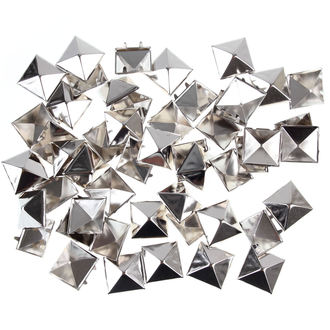 pyramids metal (50 pc) - ST006C