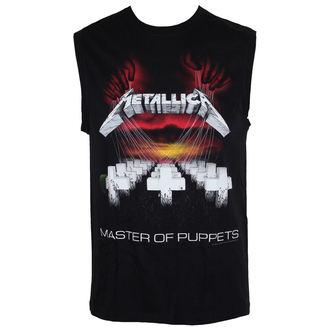 top men Metallica - Master Of Puppets - Black, Metallica
