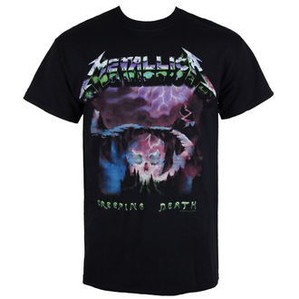 t-shirt metal men's Metallica - Creeping Death -, Metallica