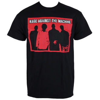 t-shirt metal men's Rage against the machine - Faceless - NNM - RTRAMTSBFAC
