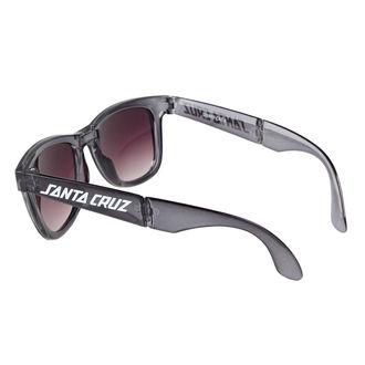 glasses sun SANTA CRUZ - Trans - SCASUN-011 CLEAR BLACK