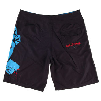swimsuits men (shorts) SANTA CRUZ - Screaming Hand Board, SANTA CRUZ