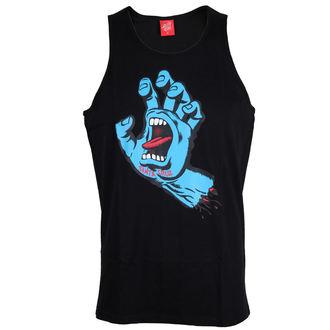 top men SANTA CRUZ - Screaming Hand, SANTA CRUZ