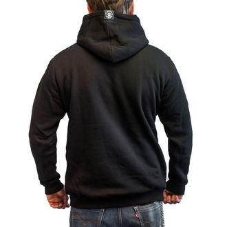 hoodie men's - OLD LEGEND - BLACK HEART, BLACK HEART