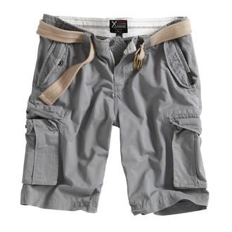 shorts men SURPLUS - XYLONTUM VINTAGE - GRAU, SURPLUS