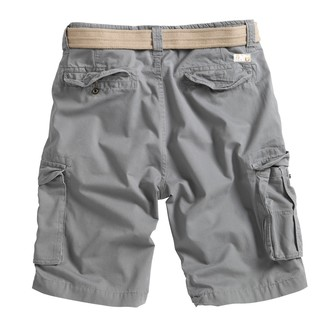 shorts men SURPLUS - XYLONTUM VINTAGE - GRAU, SURPLUS