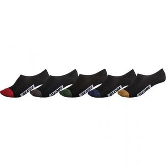 socks (set 5 pairs) GLOBE - Dip Invisible, GLOBE