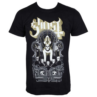 t-shirt metal men's Ghost - Wegner - ROCK OFF, ROCK OFF, Ghost