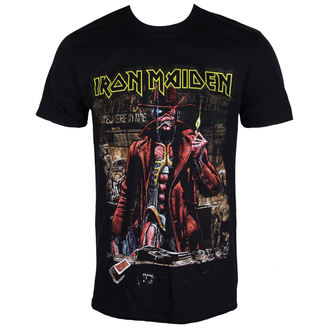 t-shirt metal men's Iron Maiden - Stranger Sepia - ROCK OFF, ROCK OFF, Iron Maiden