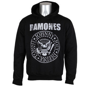 hoodie men's Ramones - Presidential Seal - ROCK OFF, ROCK OFF, Ramones