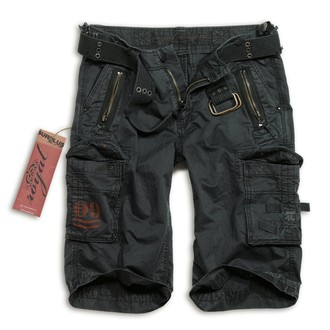 shorts men SURPLUS - ROYAL - BLACK, SURPLUS